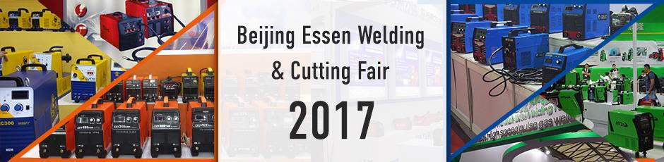 Beijing Essen Welding & Cutting Fair (BEW) 2017
