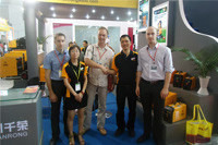 """THE 17TH BEIJING ESSEN WELDING AND CUTTING FAIR 2012"" фото 21"